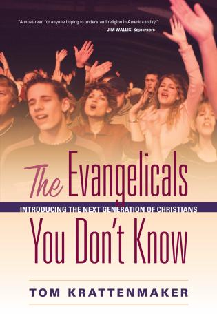 The Evangelicals You Don't Know cover